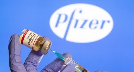 """""""فايزر"""" تعتزم تقديم طلب ترخيص للقاحها المضاد لـ""""كورونا"""""""
