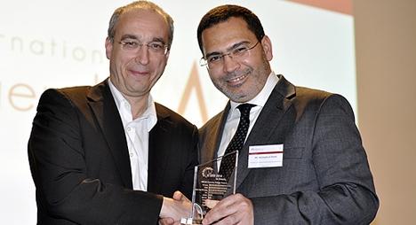 """المغرب يفوز بجائزة أحسن صورة إيجابية في وسائل الإعلام الدولية بمنطقة """"مينا"""""""