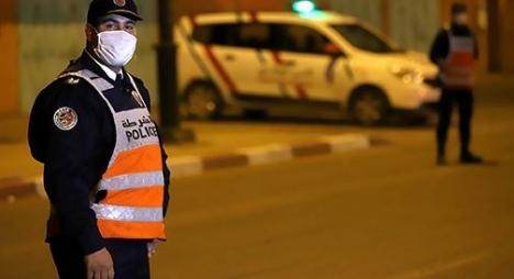 """جهة البيضاء..الحكومة تعلن اتخاذ تدابير جديدة لتطويق انتشار """"كورونا"""""""