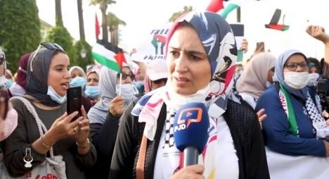 قروري: وقفة الرباط جزءٌ يسير من واجبنا تجاه الشعب الفلسطيني