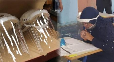 مجلس جهة درعة تافيلالت يقتني 28 ألف قناع لمترشحي البكالوريا بحوالي 54 مليون سنتيم