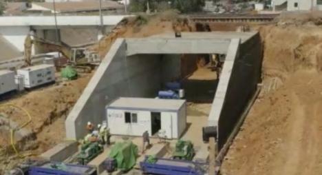 كرماط يشرح التقنية التي تم بها تثبيت قنطرة  في 48 ساعة بمدينة القنيطرة( فيديو)