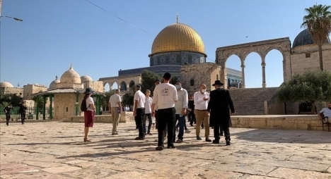 """""""التعاون الإسلامي"""" تدين اقتحام متطرفين إسرائيليين للمسجد الأقصى"""