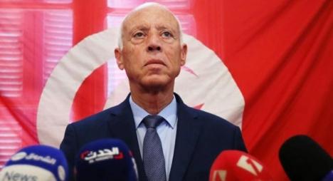 تونس.. سعيّد عقب إعلان فوزه: انتهى عهد الوصاية ومشروعنا يقوم على الحرية