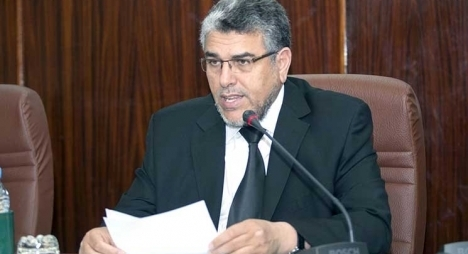 الرميد: حذف بعض القطاعات الوزارية قرار مسؤول ومتبصر