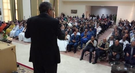 رباح: التواصل مع المواطنين بالنسبة للعدالة والتنمية سنة مؤكدة ومفروضة