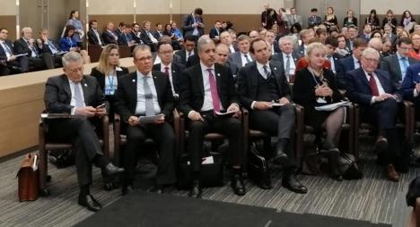 باريس..رباح يشارك في الاجتماع الوزاري للوكالة الدولية للطاقة