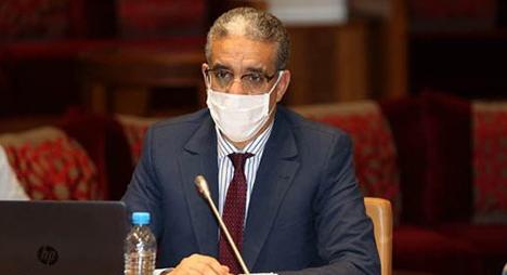 رباح: المغرب مستعد لتقاسم تجاربه لتسريع استئناف نشاط قطاع الطاقة بإفريقيا