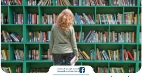 تجربة فريدة.. أكشاك خاصة بالقراءة بحدائق الدار البيضاء