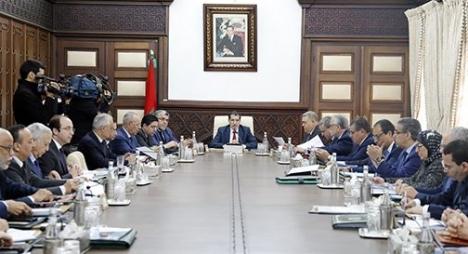 """""""المسطرة الجنائية"""" و""""زجر مخالفات التعمير"""" على طاولة المجلس الحكومي المقبل"""