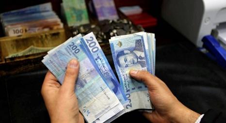 ارتفاع الكتلة النقدية بـ 9,2 في المائة خلال شهر يناير