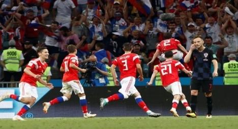"""الـ""""فيفا"""" يعلن النتائج النهائية لفحص المنشطات في مونديال روسيا"""