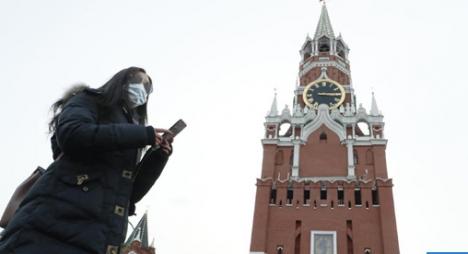 """روسيا تفرض قيودا جديدة وسط مخاوف من عودة انتشار """"كورونا"""" بقوة"""