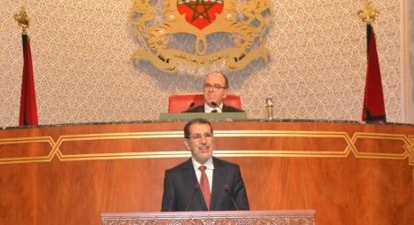 العثماني يعد بإصدار ميثاق اللاتمركز الإداري قبل متم 2017