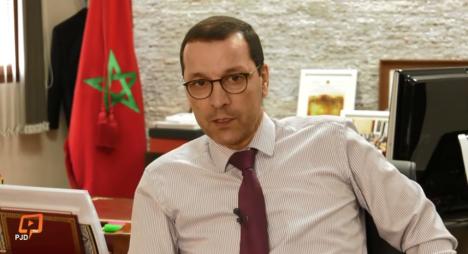 الصمدي: الجامعة المغربية قطعت مع الاكتظاظ والازدحام (فيديو)