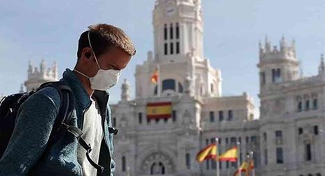 """وزارة الصحة تنفي تعرض إسبانيا لموجة ثانية من """"كورونا"""" رغم ارتفاع عدد الإصابات"""