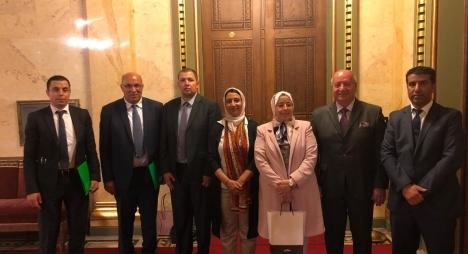 بولعيش تكشف أهداف زيارة الوفد البرلماني المغربي إلى هنغاريا