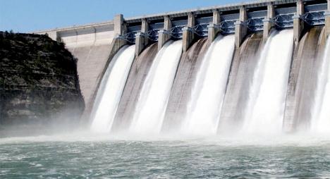 Les dernières précipitations relèvent le taux de remplissage des barrages