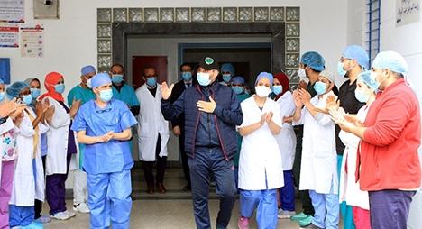 """ارتفاع إجمالي حالات الشفاء من """"كورونا"""" بالمغرب إلى 4347 حالة"""