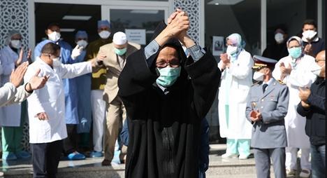 """حصيلة التعافي من """"كورونا"""" بالمغرب ترتفع إلى 9837 حالة"""