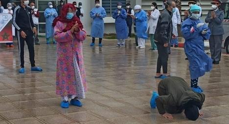 """المغرب.. تسجيل رقم قياسي في عدد حالات الشفاء من """"كورونا"""""""