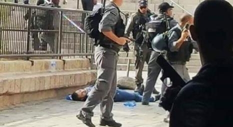 ارتقاء شهيد فلسطيني برصاص الاحتلال بالقدس المحتلة