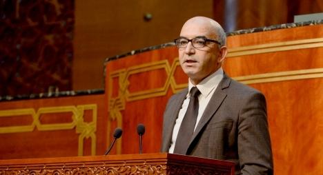 شيخي يدعو لمراجعة تنظيم أجهزة الدولةوالمؤسسات العمومية