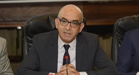شيخي يدعو إلى معالجة شمولية للإشكالات المتعلقة بتنفيذ الأحكام القضائية