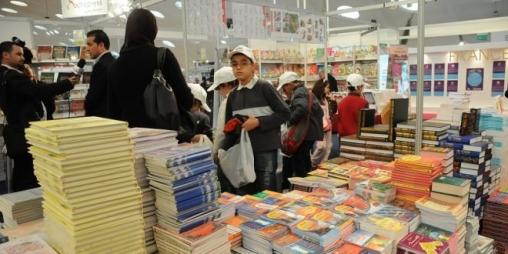 حوالي نصف مليون شخص زاروا معرض الكتاب بالدار البيضاء