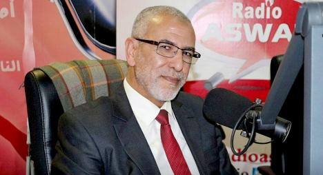 العمراني يكشف أسباب اختيار المغاربة ابن كيران شخصية السنة
