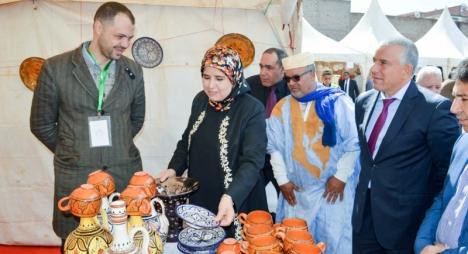 صادرات الصناعة التقليدية المغربية تواصل تطورها خلال 2018