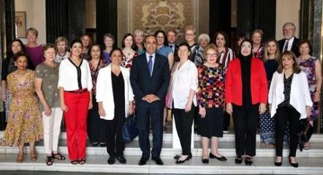وفد دبلوماسي أسترالي يشيد بجهود المغرب للنهوض بأوضاع المرأة