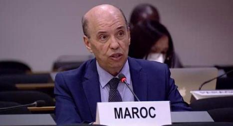 سفير: المغرب يضطلع بدور بناء في التدبير الإقليمي والدولي لقضية الهجرة