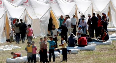 Réfugiés syriens : l'ONU demande 4,6 milliards de dollars