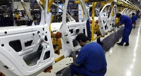 قطاع السيارات.. الصادرات تتجاوز 42 مليار درهم حتى متم يونيو من سنة 2021
