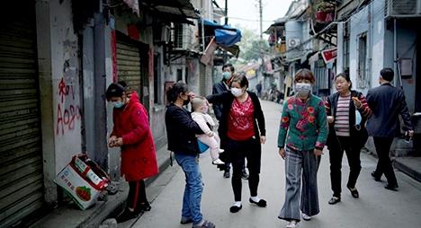 """""""كورونا"""".. الصين بلا وفيات للمرة الأولى منذ ظهور الفيروس"""