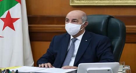 """فيروس """"كورونا"""" يدخل الرئيس الجزائري لحجر صحي لمدة 5 أيام"""
