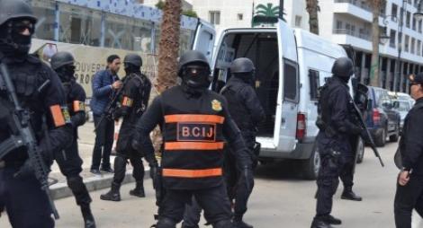 تفكيك خلية إرهابية تنشط بين الدار البيضاء والمحمدية وأزيلال