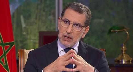 العثماني: لا علاقة نهائيا لمهمة لجنة النموذج التنموي بالحكومة أو بمهامها