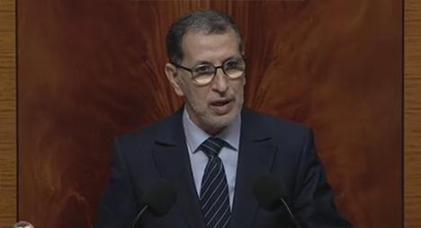 رئيس الحكومة: المغرب استطاع توفير أفضل الظروف لما بعد الجائحة