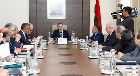 العثماني يبدع في تكريس مبدأ التعاون مع المؤسسات الدستورية