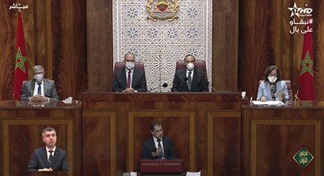"""""""تداعيات الجائحة""""..العثماني يعلن تدابير دعم الاقتصاد الوطني وتحقيق إقلاعه"""