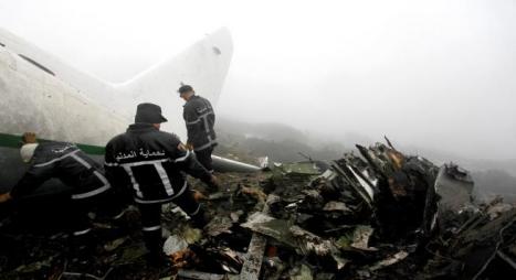 """26 قتيلا من """"البوليساريو"""" في حادث تحطم طائرة عسكرية جزائرية"""