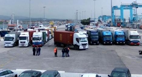 وزارة التجهيز والنقل تؤكد التزامها بتعهداتها مع مهنيي النقل الطرقي للبضائع