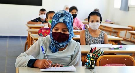 انطلاق التعليم الحضوري بالتناوب في 149 مؤسسة مدرسية بطنجة-أصيلة