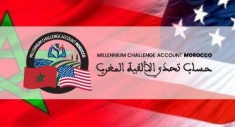 استكمالتجهيز 34 مؤسسةتعليميةفي جهة طنجةبمعدات معلوماتية بفضل تعاون مغربي أمريكي