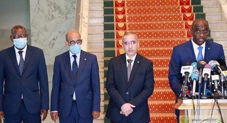 إعلان تشكيلة الحكومة الموريتانية الجديدة برئاسة ولد بلال