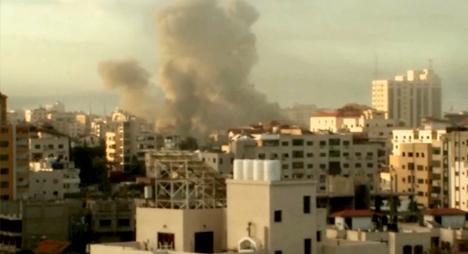 عدوان الاحتلال يتواصل على قطاع غزة وحصيلة الشهداء ترتفع