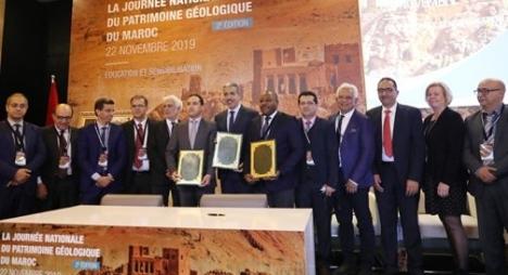 الرباط.. إحداث الشبكة الإفريقية للمنتزهات الجيولوجية لليونسكو