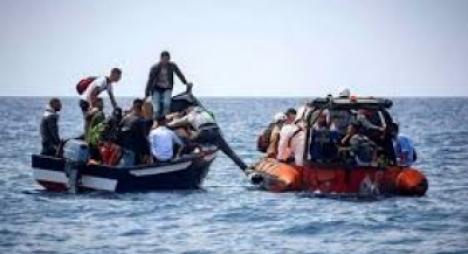 """""""الهجرة السرية""""..أمن البيضاء يوقف ثلاثة أشخاص ويحجز قوارب ودراجات مائيه"""